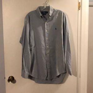 Ralph Lauren men's Blake  button down  shirt